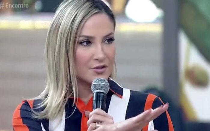 Claudia Leitte (Crédito: Reprodução/ Globo )