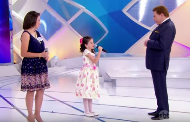 Silvio Santos é criticado por pergunta polêmica para criança na TV (Crédito: Reprodução)