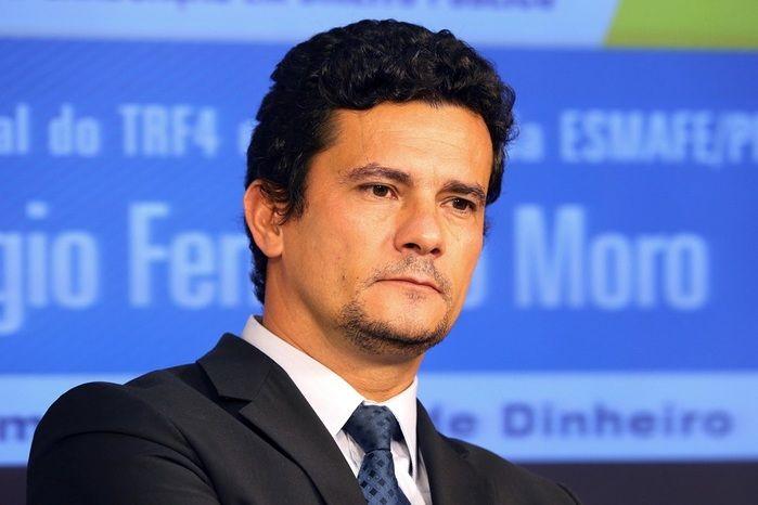 Sérgio Moro (Crédito: Divulgação)