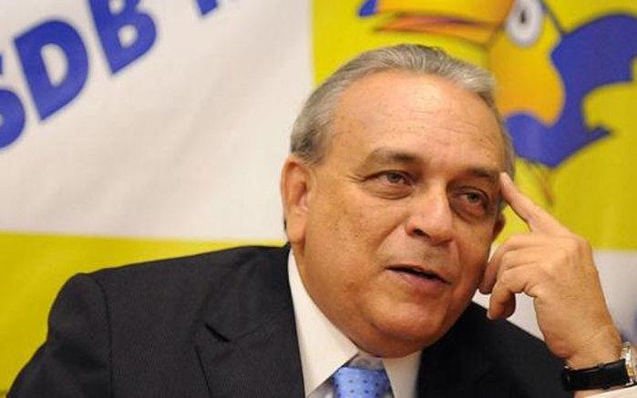 Sérgio Guerra é ex-presidente do PSDB (Crédito: Divulgação)