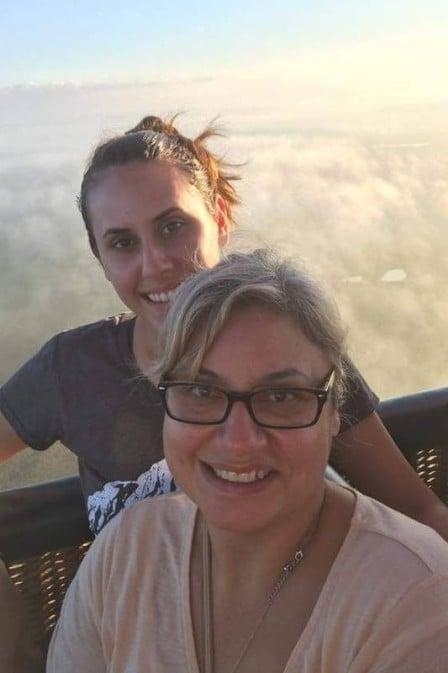 Lorilee e Paige Brabson (Crédito: Divulgação)