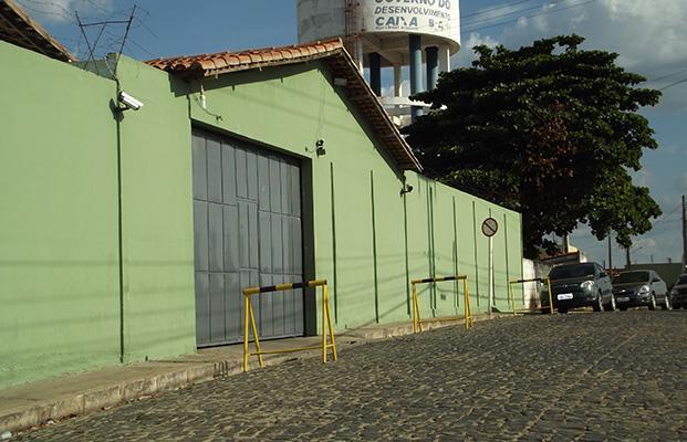 Casa de Custódia de Teresina