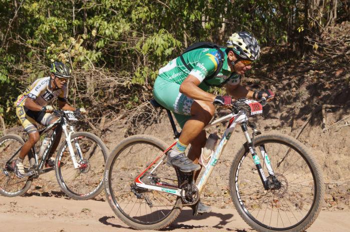 Lindomar Ferreira e Rogério Nascimento, 3º e 5º colocados na Geral