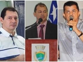 Três candidatos disputarão o cargo de prefeito em Porto/PI