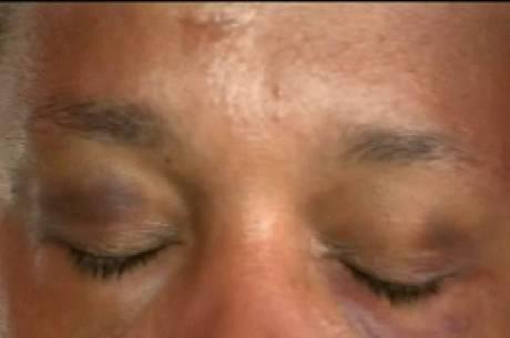 Mulher é torturada e ameaçada pelo namorado na Bahia (Crédito: Reprodução)