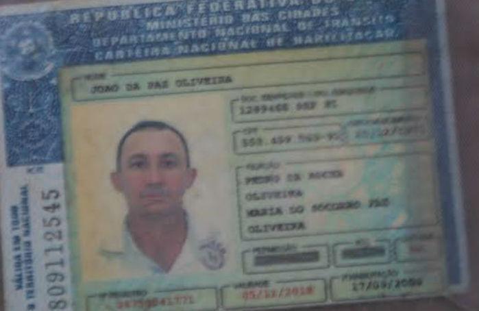 João da Paz Oliveira