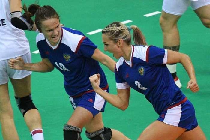 Rússia vence França e ganha ouro no handbol feminino
