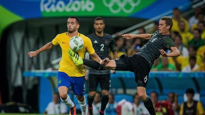 Brasil vence Alemanha e conquista ouro (Crédito: Reprodução)