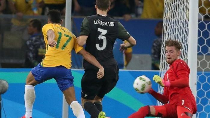 Brasil vence Alemanha e conquista ouro