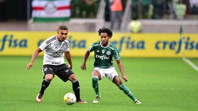 Ponte mantém tabu com empate, e Palmeiras vê folga na liderança (Crédito: Reprodução)