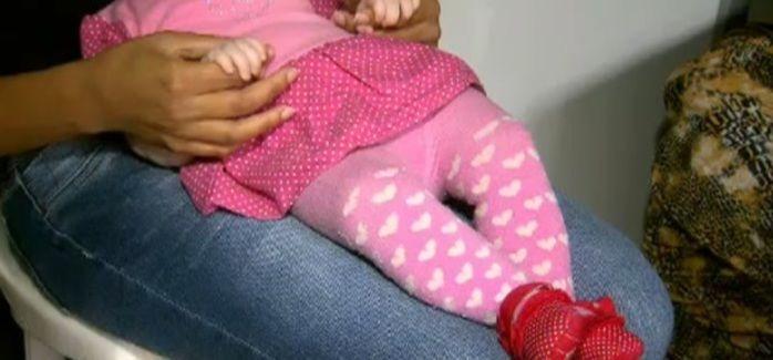 Ciclista salva bebê de tentativa de sequestro em Belo Horizonte (Crédito: Reprodução)