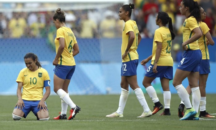 Seleção feminina de futebol (Crédito: Reprodução)