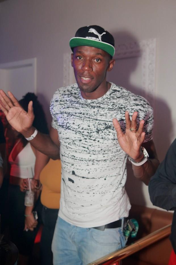 Usain Bolt (Crédito: Reprodução)