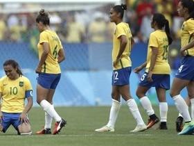 CBF cogita extinguir a seleção permanente de futebol feminino