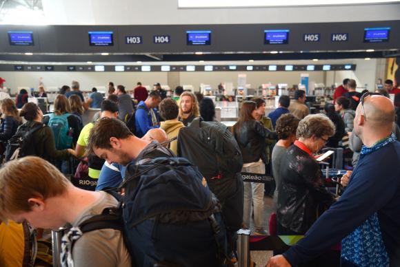 Aeroporto Internacional Tom Jobim/RioGaleão