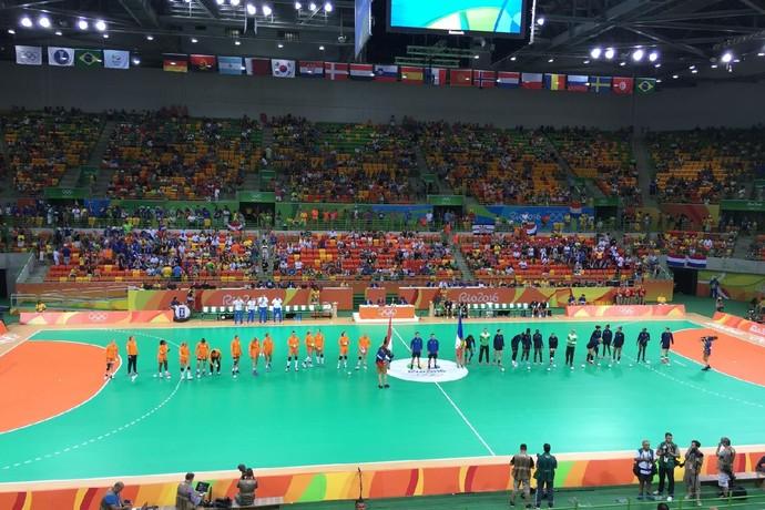 Arena do Futuro vai virar quatro escolas depois da Paralimpíada