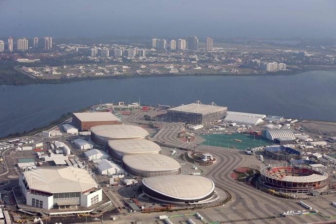 Parque Olímpico vai virar área de lazer, escola e centro de treinamento depois dos Jogos
