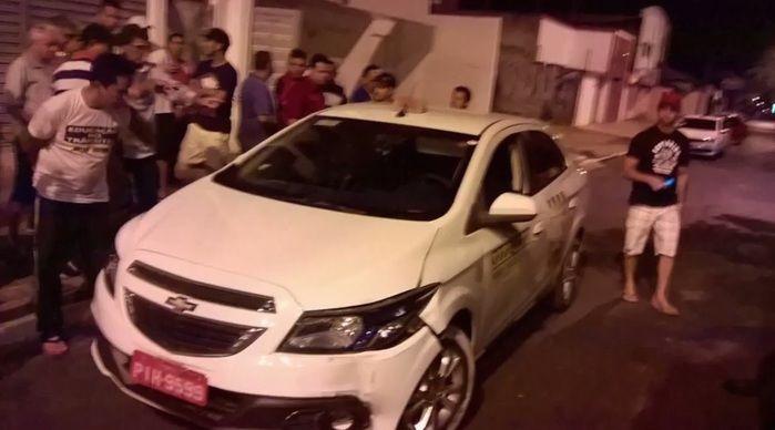 Taxista foi morto no Dirceu (Crédito: Reprodução)