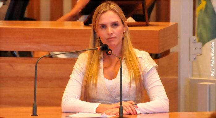 Deputada Celina Leão é investigada (Crédito: Divulgação)