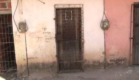 Casa onde a criança foi espancada até a morte
