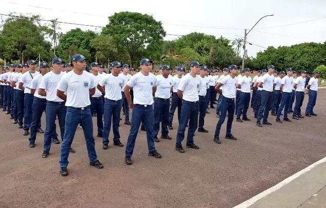 Curso de Formação de Soldados (Crédito: Reprodução)
