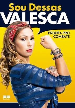 Livro de Valesca Popozuda (Crédito: Divulgação)