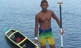 Imagens mostram evolução física de Isaquias Queiroz desde 2010