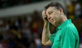 Magnano deixa seleção masculina de basquete após 6 anos