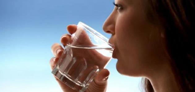 E se você beber três litros de água por dia?