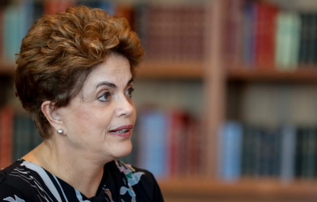 Dilma Rousseff (Crédito: Reprodução)