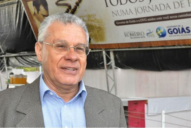 Afrêni Gonçalves, presidente do PSDB-GO (Crédito: Reprodução)