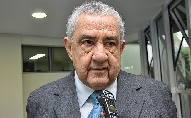 José Taveira, presidente da Saneago (Crédito: Reprodução)