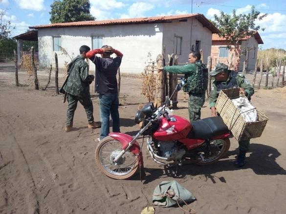 Semar intensifica combate à caça predatória no sul do Piauí