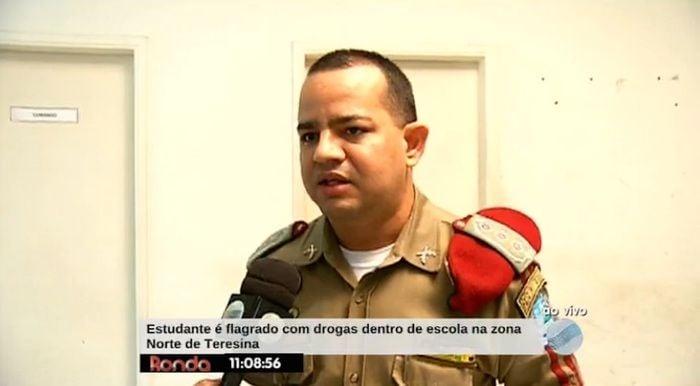 Janssen Cerqueira (Crédito: Reprodução/TV Meio Norte)