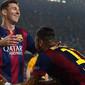 Messi leva o prêmio de gol mais bonito da temporada; vídeo!