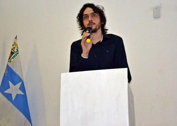 Gildário Lima, doutor em física pela UFPI.  (Crédito: Daniel Santos)