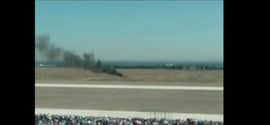 Piloto morre durante acrobacias em aeronave na China