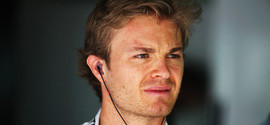Rosberg larga na frente e vê Hamilton em última fila na Bélgica