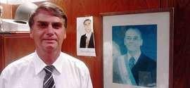 Sem limites: Bolsonaro ironiza Jandira e o próprio filho