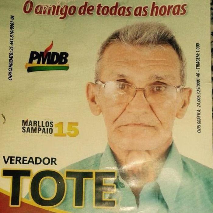 Antonio Aristides de Carvalho (Crédito: Reprodução/ Facebook)