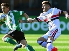 Após invasão em CT, São Paulo empata sem gols