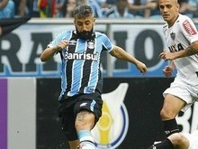 Grêmio domina, mas Robinho faz Atlético-MG arrancar empate