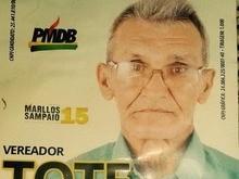 Vereador é assassinado próximo da própria casa no Piauí