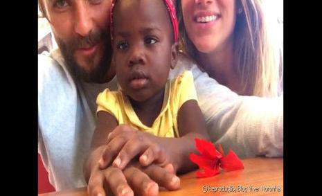 """""""Tão indescritível"""", diz ator Bruno Gagliasso sobre ser pai"""