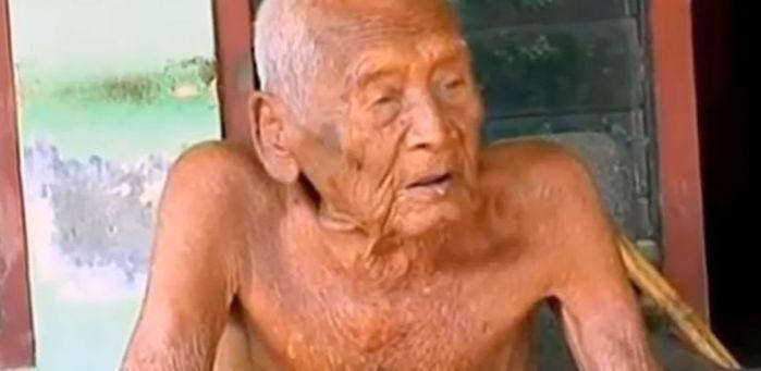 Sodimejo pode ser o homem mais velho do mundo