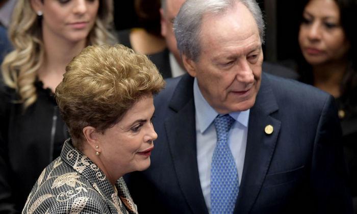 """Dilma diz que """"só o povo"""" afasta pelo conjunto da obra - Imagem 5"""