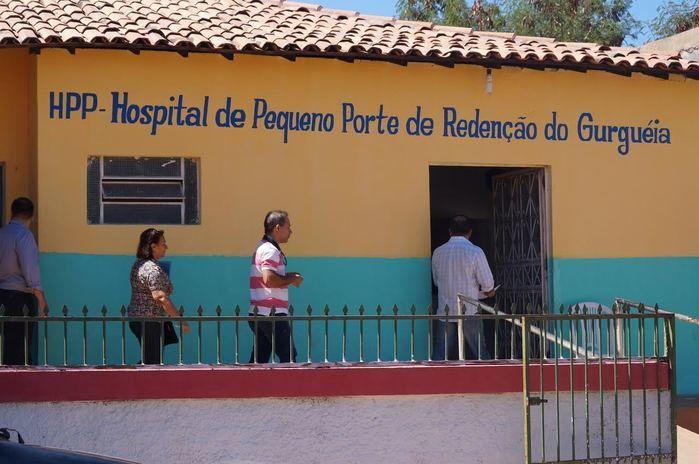 Hospital Municipal de Redenção do Gurgeia