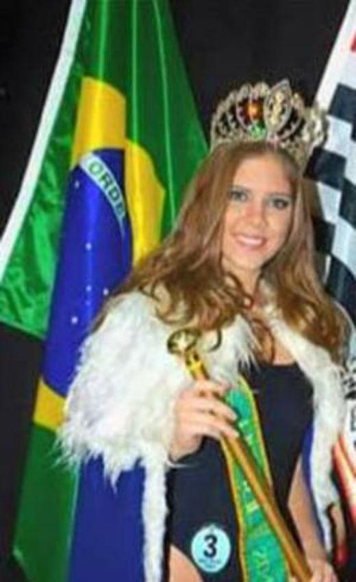 Liliana precisa retornar ao Brasil para passar faixa de miss para campeã deste a no