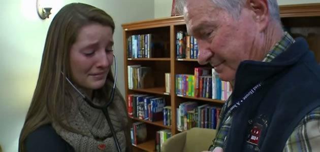 Jovem salva vida de 60 pessoas após a morte