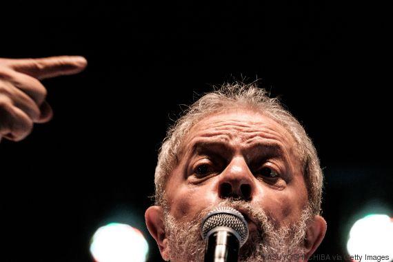 'Se pensam que vão acabar comigo, estão enganados', diz Lula (Crédito: Reprodução)